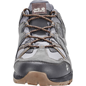 Jack Wolfskin Rocksand Texapore Low Shoes Men phantom